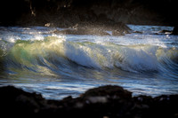 Wave at Little Corona